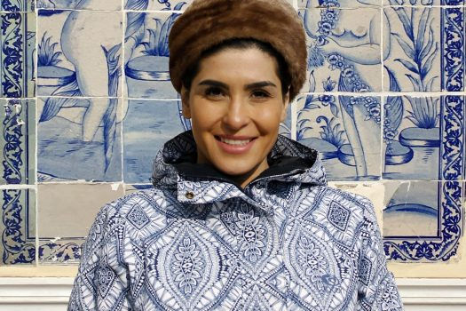 THE CONTEMPORARY WOMAN: MARAL RASEKHI
