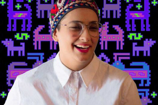 THE CONTEMPORARY WOMAN: NESA AZADIKHAH