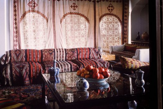 THE OPULENCE OF PERSIAN INTERIORS