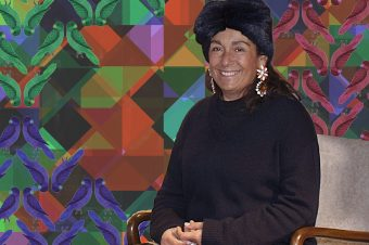 THE CONTEMPORARY WOMAN: NINA YASHAR