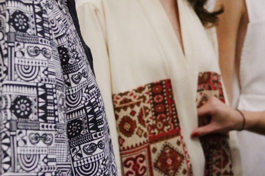 YALDA THE LABEL AT CASPIAN FASHION WEEK