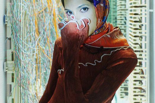 THE CONTEMPORARY WOMAN: PARI EHSAN